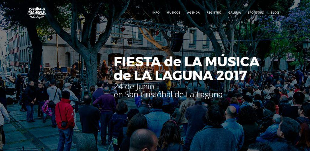 Fiesta de La Música de La Laguna