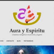 Web - Aura y Espíritu