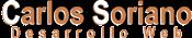 Carlos Soriano - Desarrollo Web