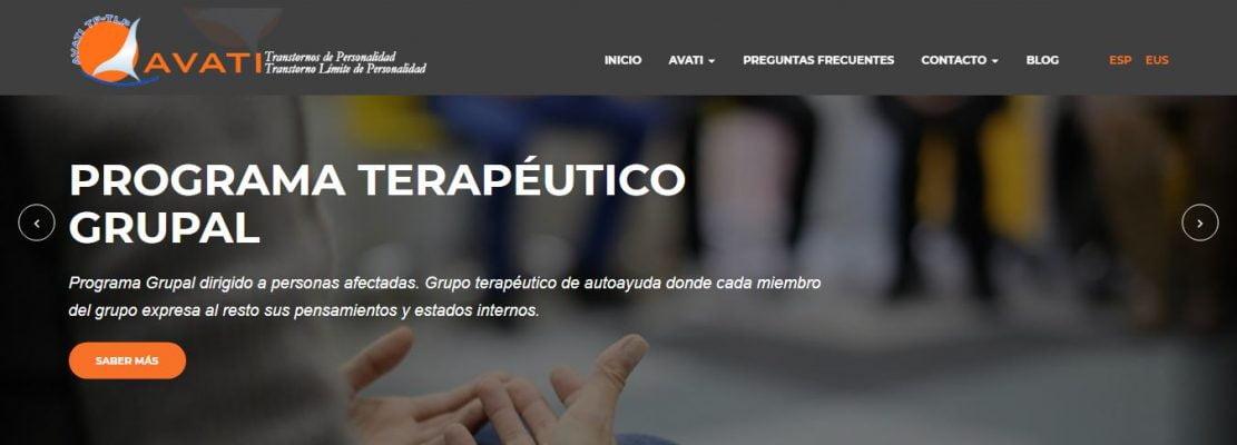 Web AVATI-TLP